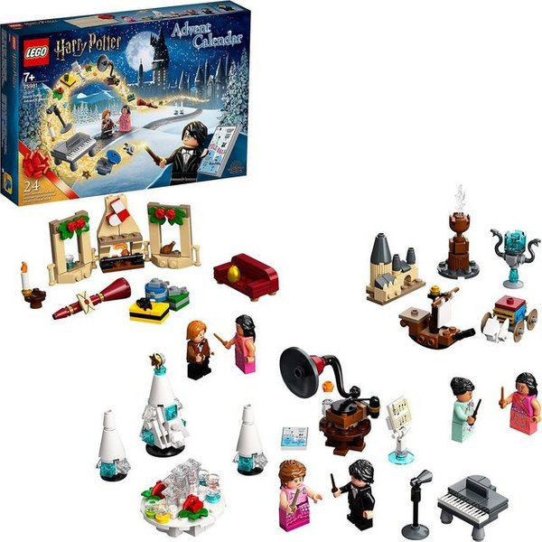 Calendrier de l'Avent LEGO® Harry Potter™ (75981)