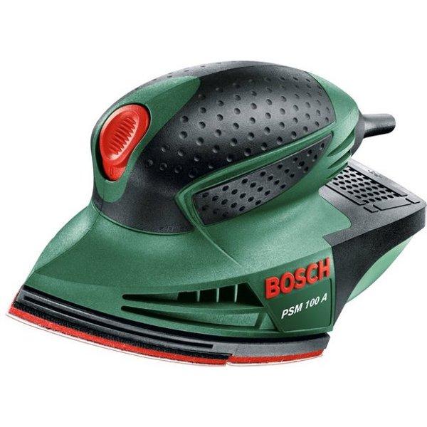 Bosch PSM 100 A - Mehrpad-Schleifgerät - 100 W (06033B7000)