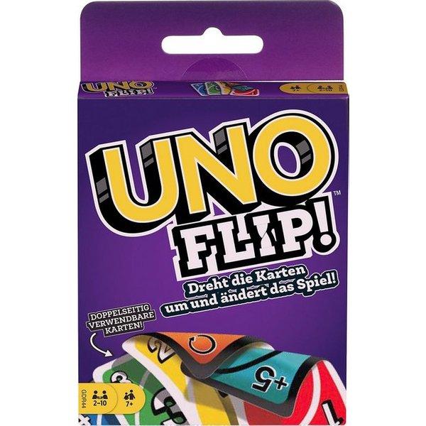 Mattel Uno: Flip - Card Game