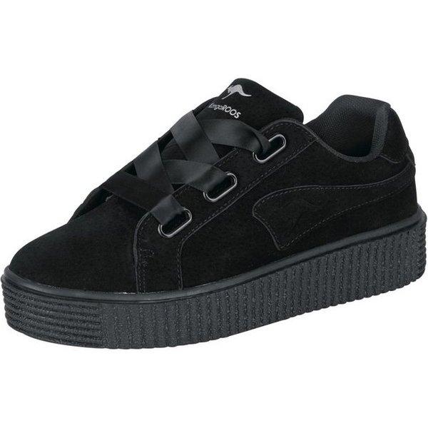 KangaROOS Sneaker, schwarz