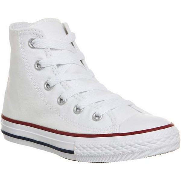 Kinder Sneakers High YTHS CT CORE HI OPT WHT weiß Gr. 27