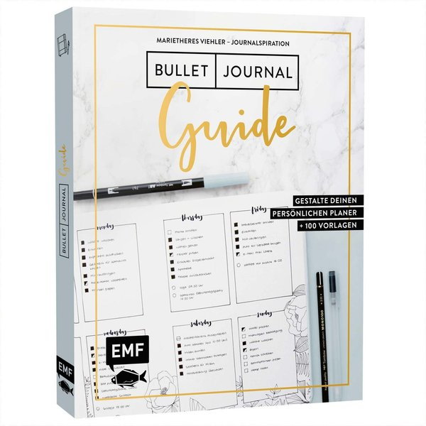 Journalspiration - Bullet-Journal-Guide
