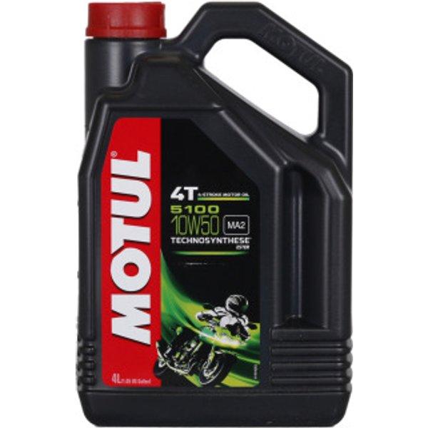 Motul 5100 4T 10W-50 4 Liter Kanne (3374650247168)