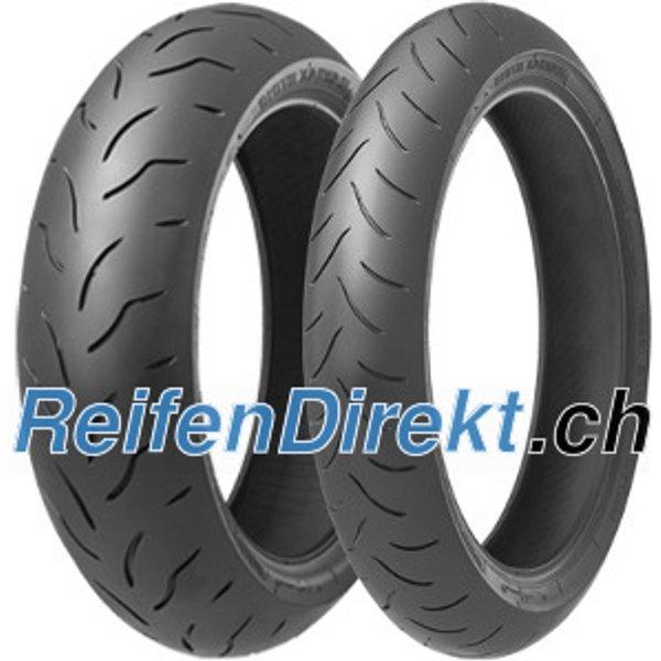 Bridgestone BT 016 F PRO 120/70ZR17 M/C (58W) TL