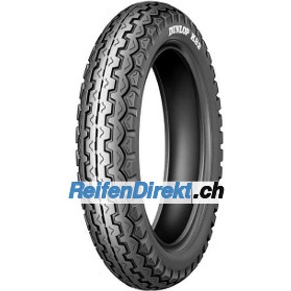 Dunlop K 82 ( 3.50-18 TT 56S M/C, Vorderrad/ Hinterrad )