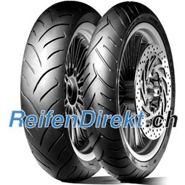 Dunlop 120/70-14 55S 4PR Scootsmart TL BLT (630050)