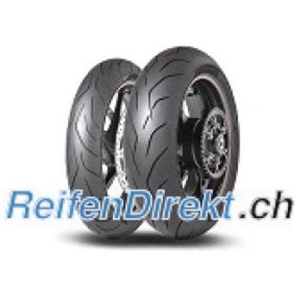 Dunlop Sportsmart MK3 ( 180/55 ZR17 TL (73W) Rear wheel, M/C )