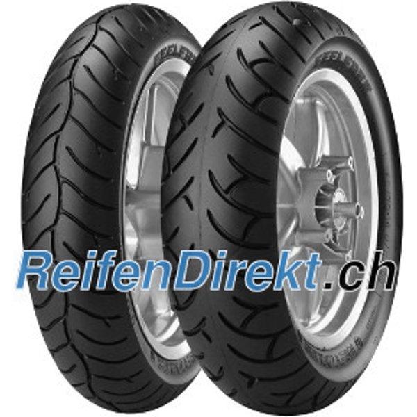 Metzeler FeelFree ( 120/70 R14 TL 55H M/C, Front wheel )