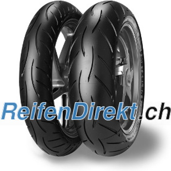 Metzeler Sportec M5 Interact Front 110/70R17 M/C 54H TL