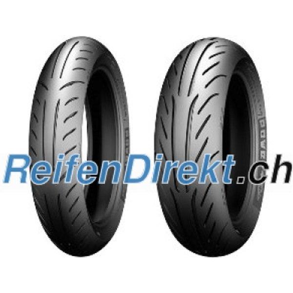 Michelin Power Pure SC ( 120/70-12 RF TL 58P Rear wheel, Front wheel )