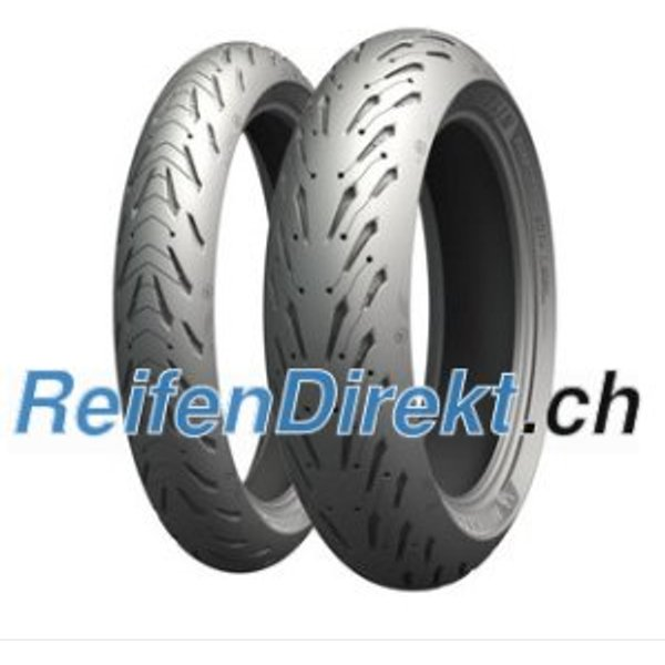 Michelin Road 5 Trail ( 170/60 ZR17 TL 72W Rear wheel, M/C )