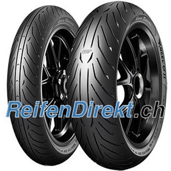 Pirelli Angel GT II ( 160/60 ZR17 TL (69W) Rear wheel, M/C )
