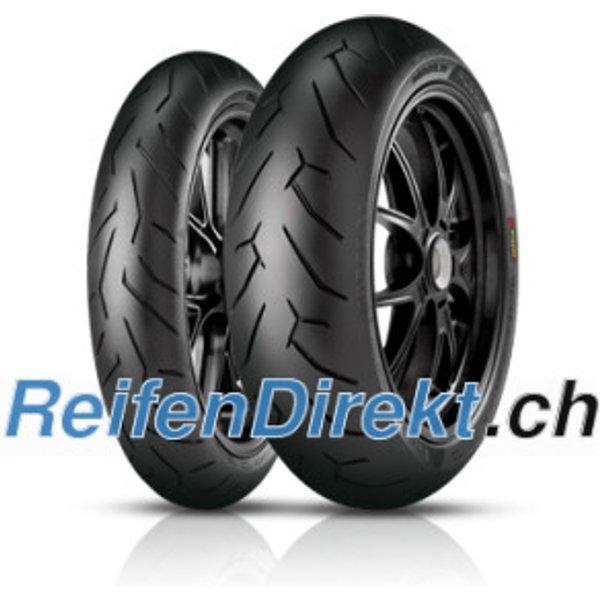Pirelli Diablo Rosso 2 240/45ZR17 M/C (82W) TL