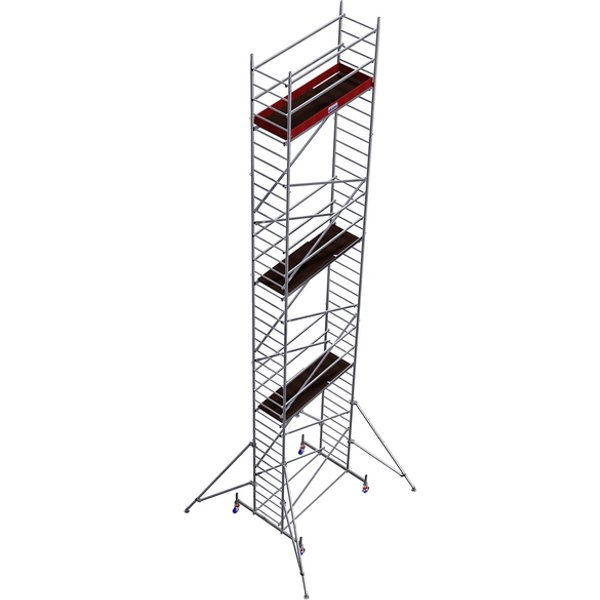 Fahrgerüst »MONTO«, 1030 cm Gerüsthöhe