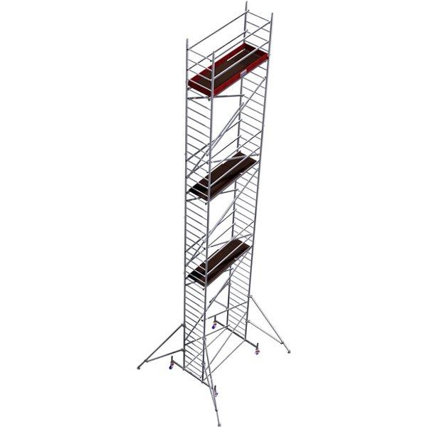 Fahrgerüst »MONTO«, 1130 cm Gerüsthöhe