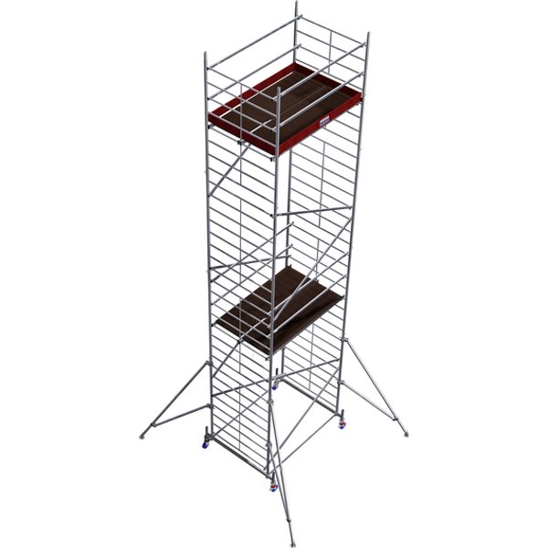 Fahrgerüst »MONTO«, 830 cm Gerüsthöhe