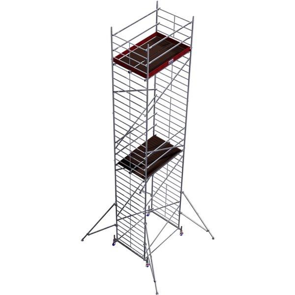Fahrgerüst »MONTO«, 930 cm Gerüsthöhe