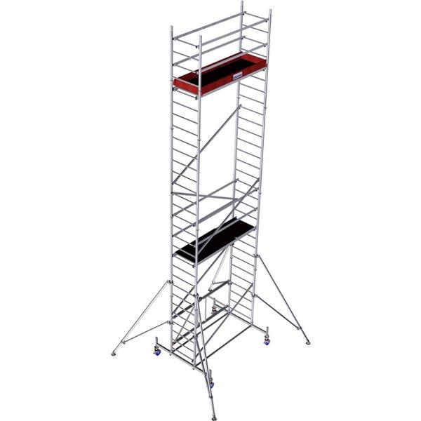 Faltgerüst »MONTO«, 800 cm Gerüsthöhe