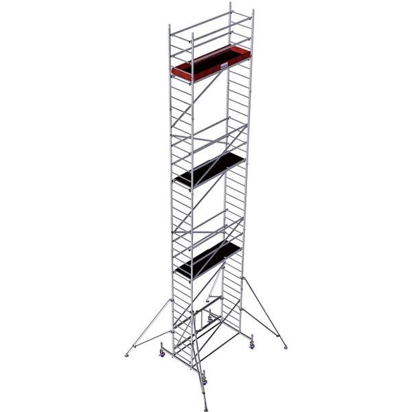 Faltgerüst »MONTO«, 1000 cm Gerüsthöhe