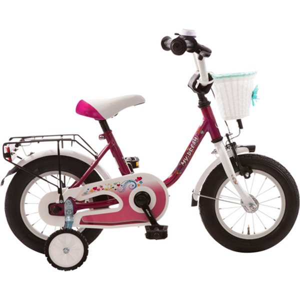 BACHTENKIRCH Kinderfahrrad »My Dream«, 12,5 Zoll, 1 Gang
