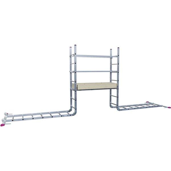 Gelenkgerüst »CORDA«, 420 cm Gerüsthöhe