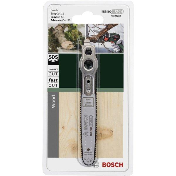 Bosch Nanoblade Wood Speed 65 Saw Blade for Nanoblade Saws
