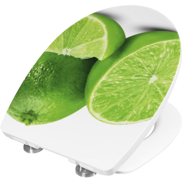 CORNAT WC-Sitz »Limette«, mit Absenkautomatik