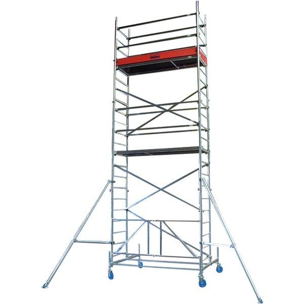 Faltgerüst »MONTO«, 180 cm Gerüsthöhe