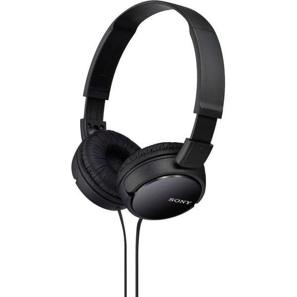 Sony ZX110B OnEar Headphones Black