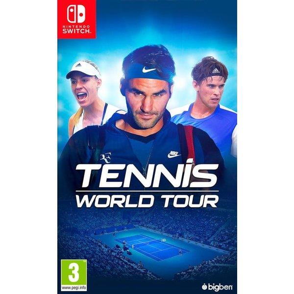 BIGBEN Tennis World Tour, Nsw, Al, Fr, It (309827)