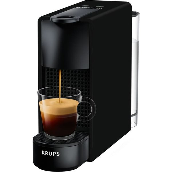KRUPS Essenza Mini XN110N - Nespresso Maschine (Black)