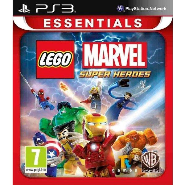 PS3 - Essentials : Lego Marvel Super Heroes /F