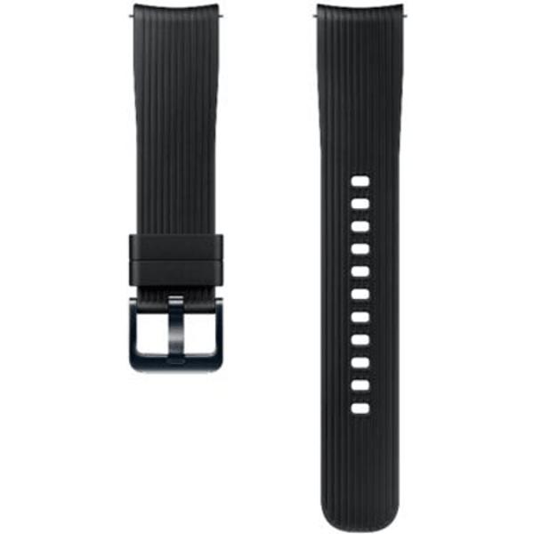 Samsung Silikonarmband (20mm) schwarz