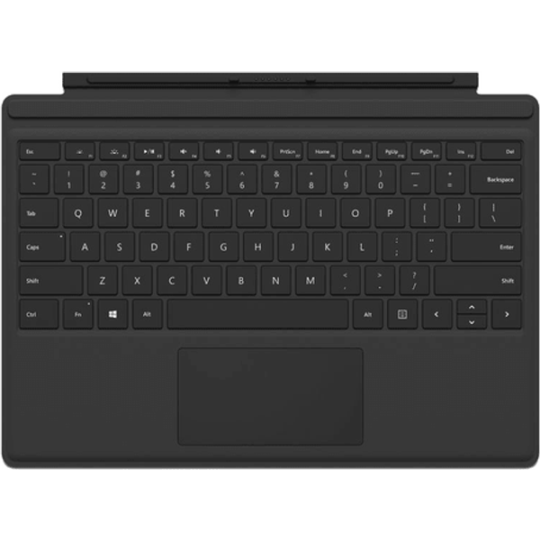 Microsoft Surface Pro 4 Type Cover Black Swiss