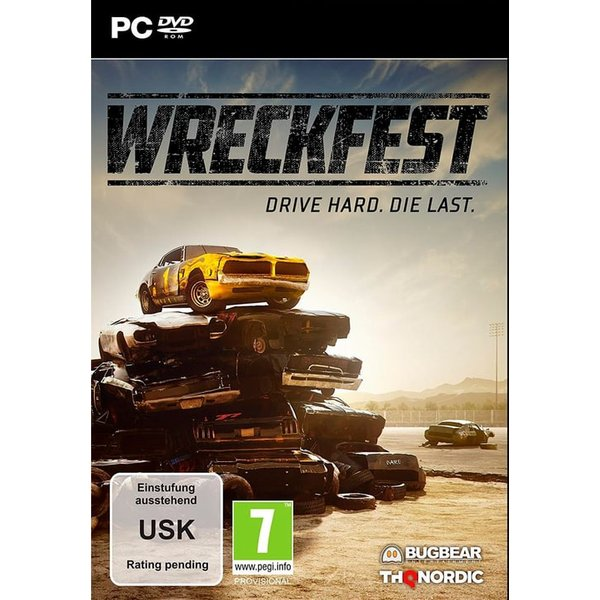 PC - Wreckfest (F/i) Box