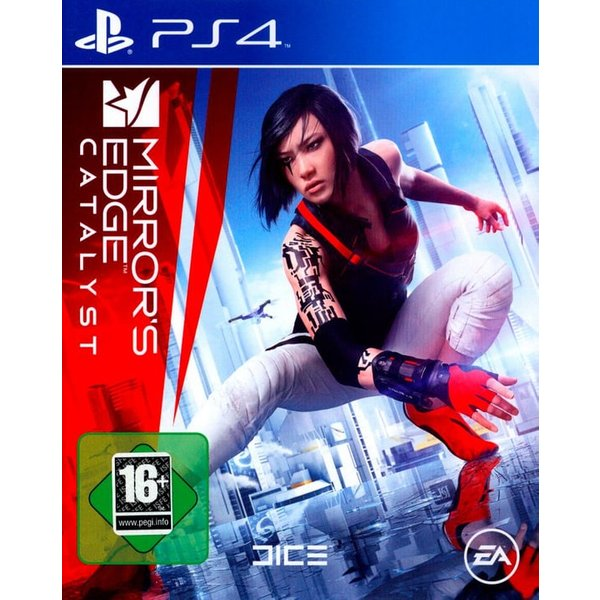 PS4 - Mirror´s Edge Catalyst /D