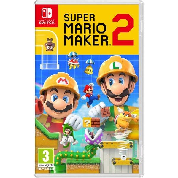 Nintendo NSW - Super Mario Maker 2 Box (10002119)