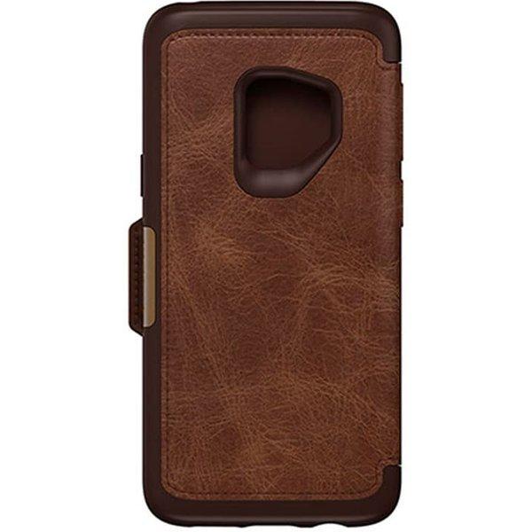 OtterBox Strada Folio Outdoorcase (Galaxy S9) Braun