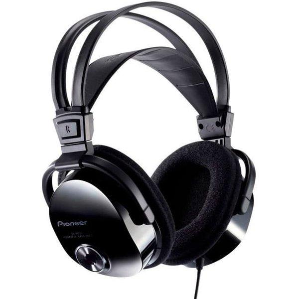 PIONEER SE-M531 - Cuffie TV con filo (Over-ear, Noir)