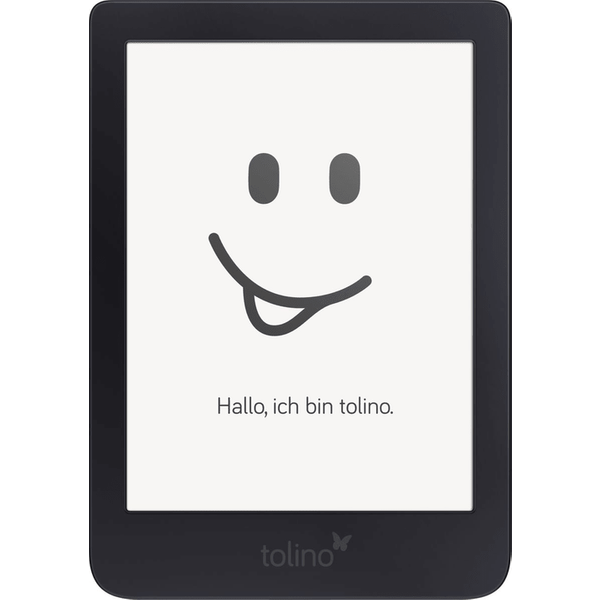 Tolino shine 3 eBook-Reader 15.2 cm (6 Zoll) Schwarz