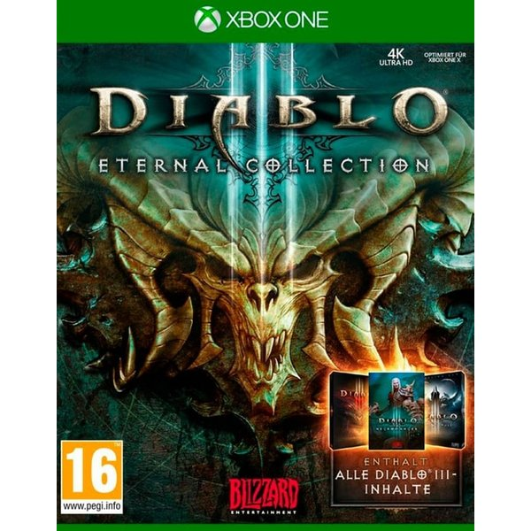 Xbox One - Diablo III Eternal Collection (D) Box