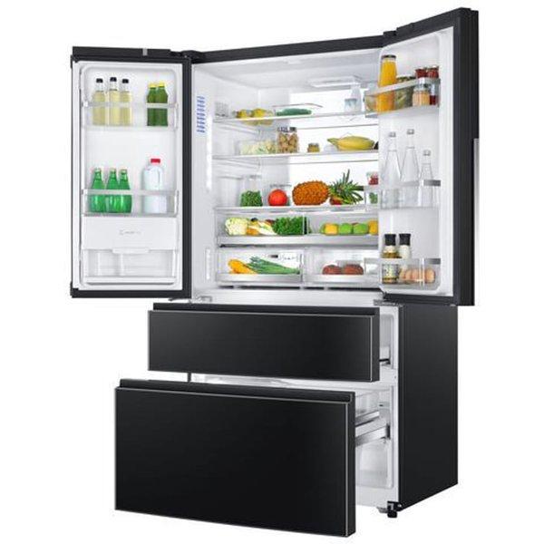Réfrigérateur multi-portes Haier HB25FSNAA