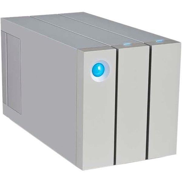 Lacie 2big Thunderbolt 2 8TB HDD Extern (STEY8000401)