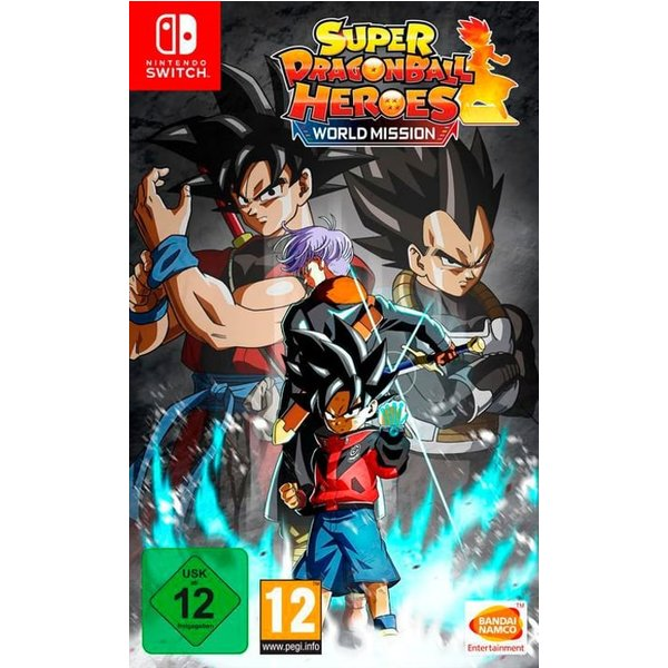 NSW - Super Dragonball Heroes World Mission Day One Edition Box