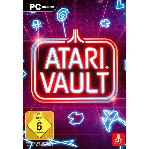 PC - AK: ATARI VAULT /D
