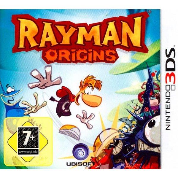 3DS - Rayman Origins /D