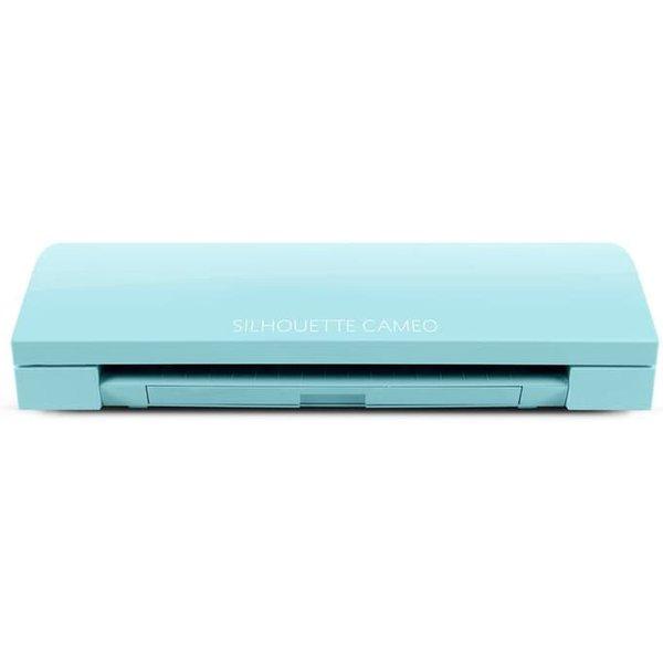 SILHOUETTE Machines de découpe Cameo 3 (Aqua Bleu)