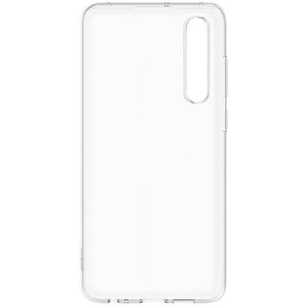HUAWEI Protective - Couverture (Convient pour le modèle: Huawei P30)