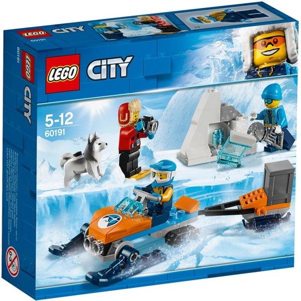 60191 City Arktis-Expeditionsteam, Konstruktionsspielzeug