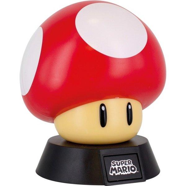 Veilleuse Super Champignon 3D - Super Mario (PP4375NN)